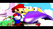 Stupid Mario 3D World 197