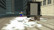 Mario Goes to the Fridge to Get a Glass Of Milk 117