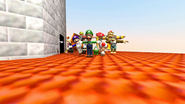 Mario And The T-Pose Virus 107