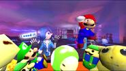 Mario The Ultimate Gamer 098