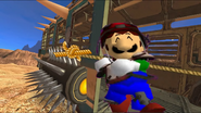 Mad Mario 187