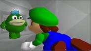 Mario's Prison Escape 165