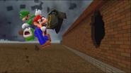 Mario's Prison Escape 176