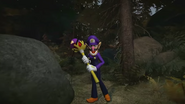 Mario And The T-Pose Virus 128