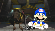 Mario and The Diss Track 082