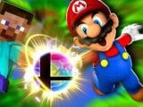 SMG4: Steve Fights Everyone