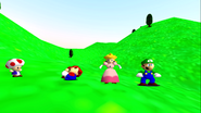 Stupid Mario 3D World 132