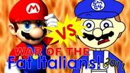 Mario vs Smg4