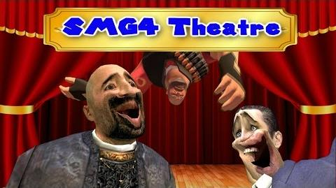 SMG4 Theatre: Mr. Joey goes to the theatre