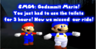 Marios train trip 2