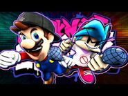 SMG4- If Mario Was In Friday Night Funkin 2