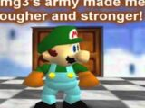 Super Mario 64 Commercial: Join the Evil Side