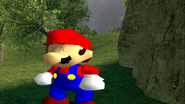 Mario Gets Stuck On An Island 076