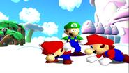 Stupid Mario 3D World 215