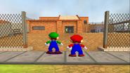 Mario's Prison Escape 053