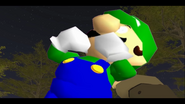 Mario Goes to the Fridge to Get a Glass Of Milk 260