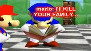 I'll KILL YOUR FAMILY...