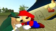 Mario Gets Stuck On An Island 053