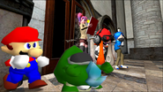 Mario and the Bob Mansion... 018