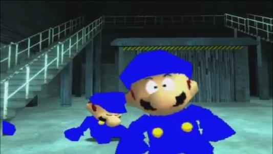 Crazy Policeman