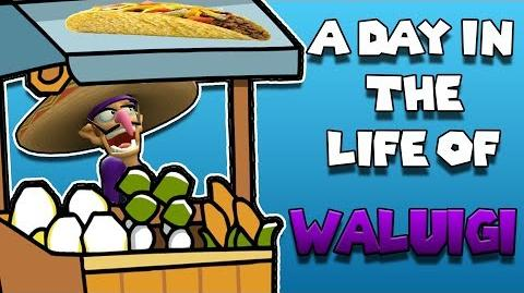 A Day In the Life Of... WALUIGI