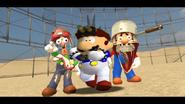 Mad Mario 126