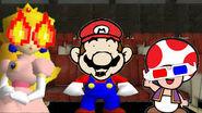 Retarded64: A Theatre Mario.