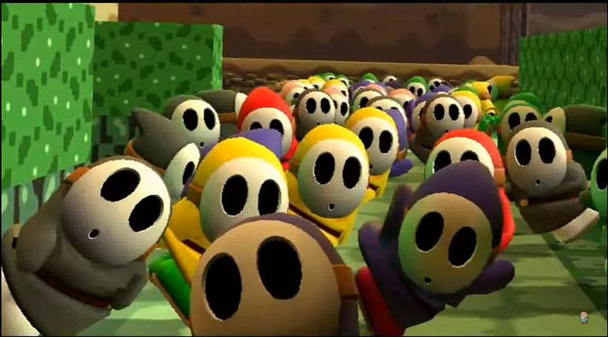 Shy Guy (species)