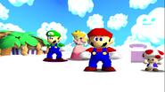 Stupid Mario 3D World 185