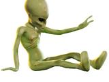 Greg The Alien