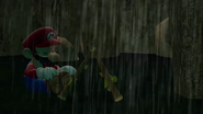 Mario Gets Stuck On An Island 087