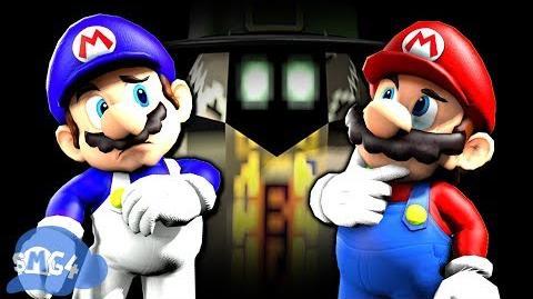 SMG4: Mario and the Bob Mansion...