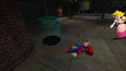 Stupid Mario 3D World 124