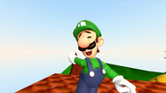 Mario And The T-Pose Virus 118