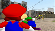Mario and The Diss Track 008
