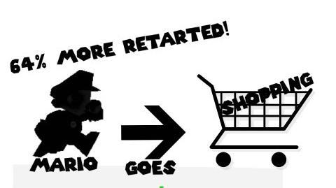 R64: Mario Goes Shopping
