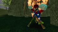 Mario Gets Stuck On An Island 082