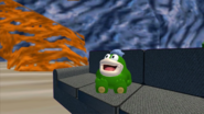 Fishy's Big Comfy Couch
