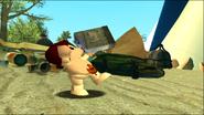 Mario Gets Stuck On An Island 152
