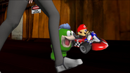 Mario and the Bob Mansion... 118