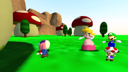 Stupid Mario 3D World 173