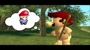 Mario Gets Stuck On An Island 167