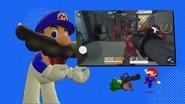 SMG4 Mario and the Waluigi Apocalypse 010