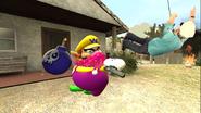 Stupid Mario 3D World 066