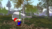 Mario's Big Chungus Hunt 105