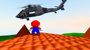 Mario And The T-Pose Virus 110