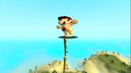 Mario Gets Stuck On An Island 242