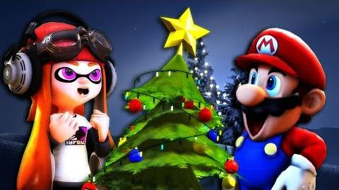 Smg4 Christmas 2020 Reaction SMG4 Christmas 2017: The XMAS Discovery | SuperMarioGlitchy4 Wiki