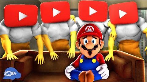 SMG4: Mario VS Youtube