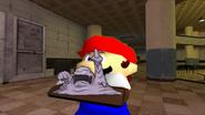 You're Serving Mario Poison?!